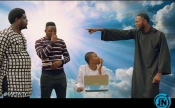 COMEDY VIDEO: Mr Angel - Nigeria Politics And Nepa Wahala
